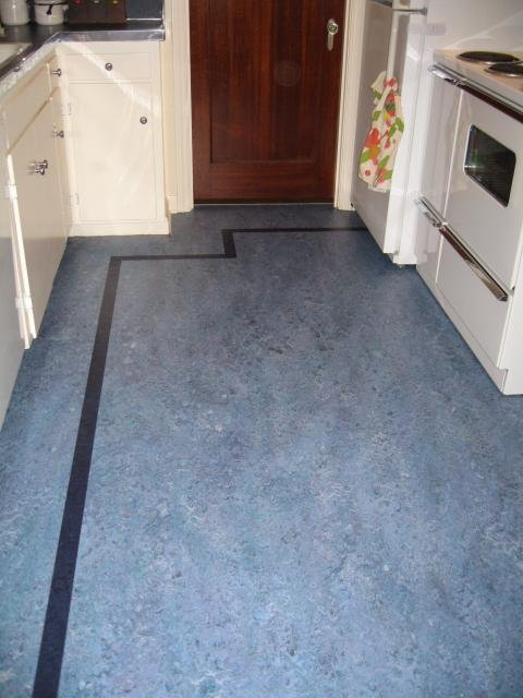 Linoleum kitchen flooring linoleum floors and countertops brighten up