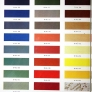 1938 colors of vintage formica