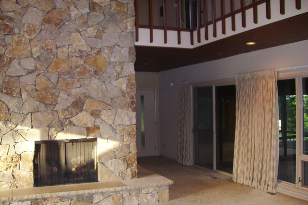 brady bunch house interior pictures. retro-fireplace-living-room brady bunch house interior pictures 2