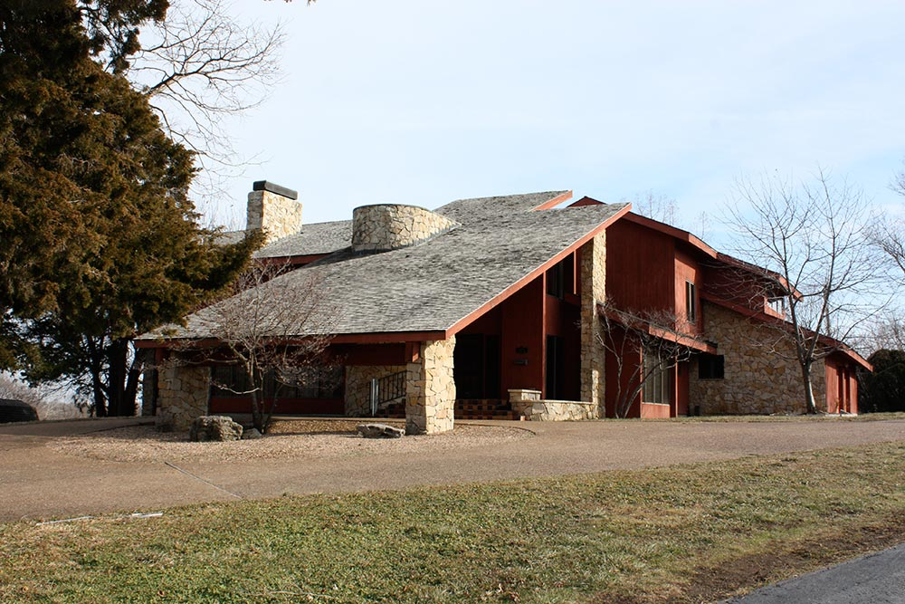 Tour A Time Capsule House 1975 Groove Pad Fort Scott