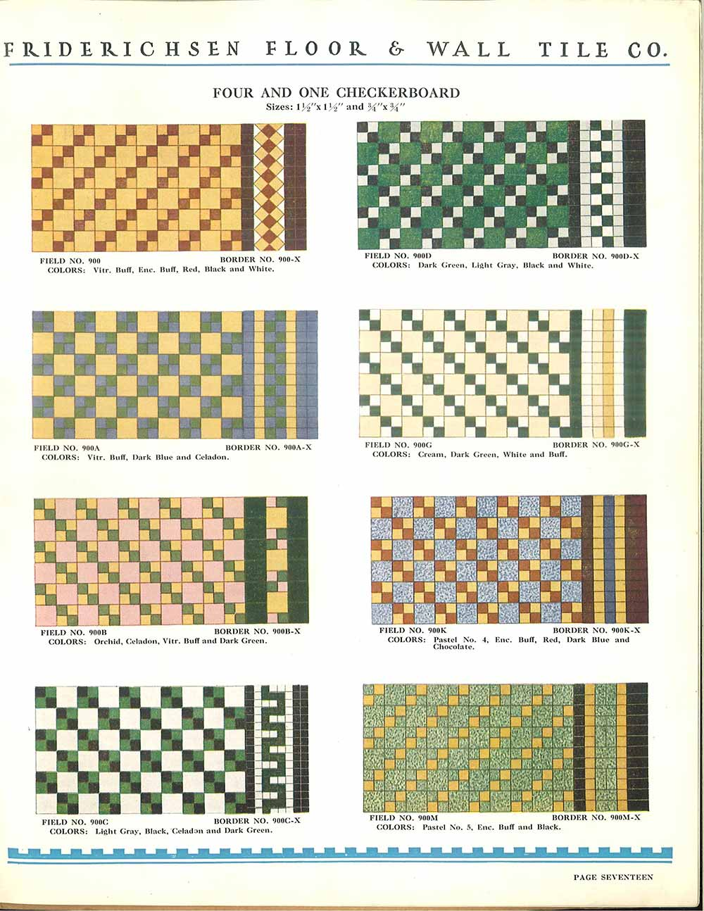 Patterns Of Mosaic Floor Tile In Amazing Colors - 1920's floor tile patterns