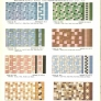 1920s ceramic tile patterns