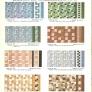 1920s ceramic tile patterns