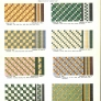 vintage 1920s ceramic tile patterns