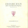 friderichsen floor & wall tile catalog 1929