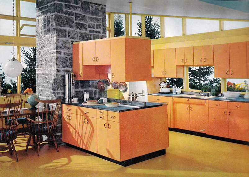 13 Pages Of Youngstown Metal Kitchen Cabinets Retro