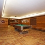 vintage-basement-pool-room-with-wood-paneling