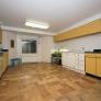 vintage-steel-cabinets-gold-in-basement-kitchen