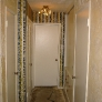 hallway-with-flocked-wllpaper