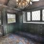 grey-wood-panelled-walls-shag-carpet-retro