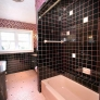 mid-century-pink-and-black-bathroom-retro