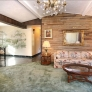 mid-century-stone-wall-vaulted-ceiling-wall-mural