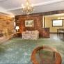 retro-mid-century-living-room-stone-wall