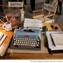 hitchcocks-desk-typewriter
