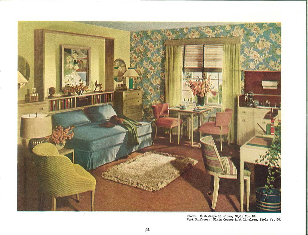 Decor Pages Of Designs And Ideas From Retro