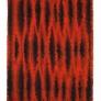red-shag-rug