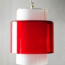 retro-modern-pendant-light-red