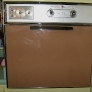 vintage-brown-ge-oven