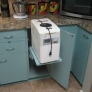 60s-blue-st-charles-cabinets-mixer-used-as-the-bread-machine