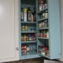 retro-60s-blue-st-charles-cabinetsspice-rack-open