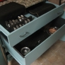 vintage-60s-blue-st-charles-cabinets-silver-storage