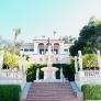 retro-california-honeymoon-hearst-castle-front
