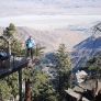 joe-nikki-retro-california-honeymoon-palm-springs-tram-view
