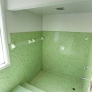 retro-walk-in-shower-green