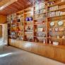 Eb Zeidler architect bookcases