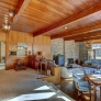 Eb Zeidler architect canada house family room