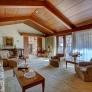 Eb Zeidler house living room canada