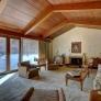 Eb Zeidler house living room