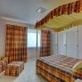 Eb Zeidler plaid bedroom