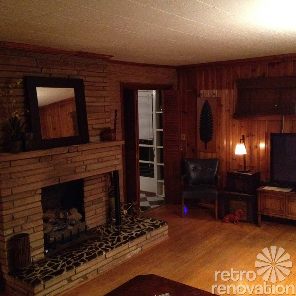 Vintage Knotty Pine Paneling: Knotty Pine Love: Upload Photos Of Your Knotty Pine Rooms