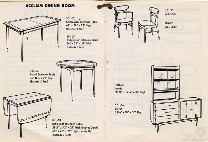 Vintage Lane Acclaim catalog - showcasing 48 pieces in this ...