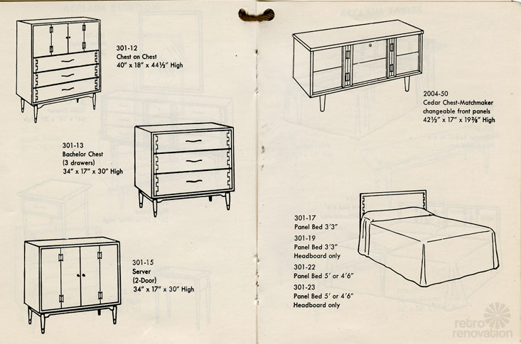 Vintage Lane Acclaim catalog - showcasing 48 pieces in this ...