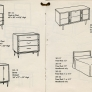 lane-acclaim-vintage bedroom furniture