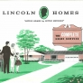 Lincoln homes catalog 1955