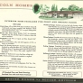 Lincoln homes catalog 1955