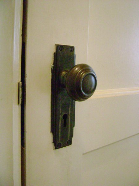 1946-hall-closet-door-handle & 1940s Door Handles \u0026 1940s Door Knobs Art Door Knob 1940s Brass Door ...