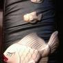 chalkware-fishies