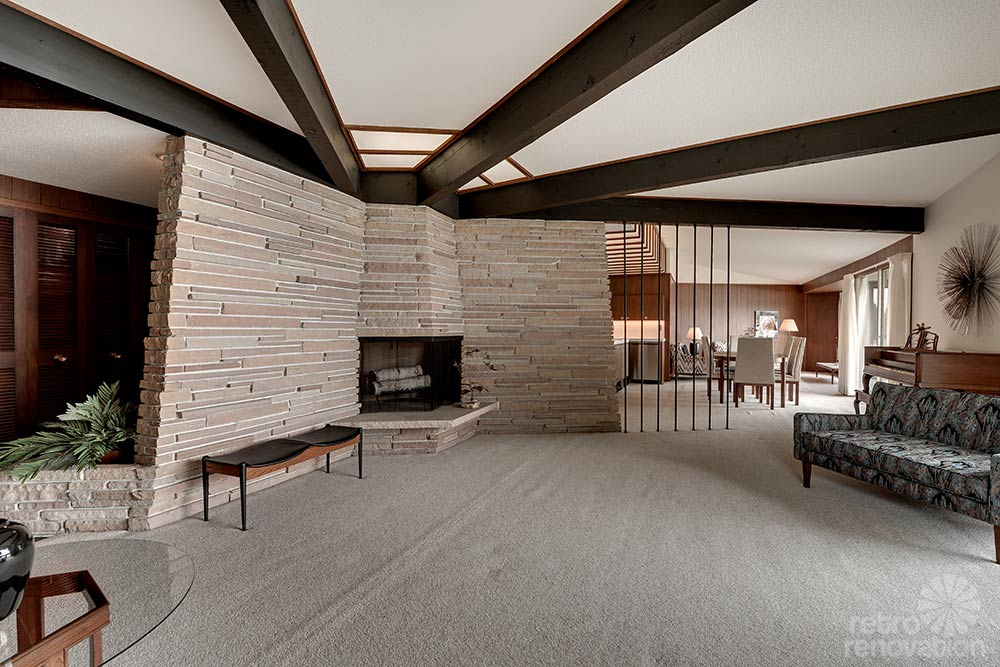 Stunning Spectacular 1961 Mid Century Modern Time Capsule House In Minnesota 66 Photos