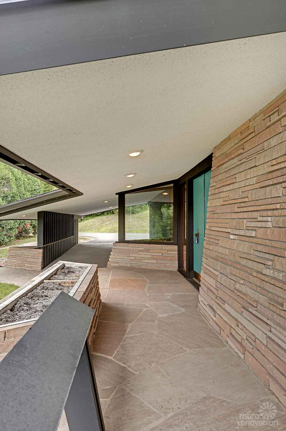 Stunning spectacular 1961 mid century modern time capsule for Building a mid century modern home