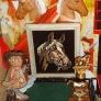 horse-velvet-painting