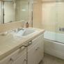 vintage-peach-tile-bathroom