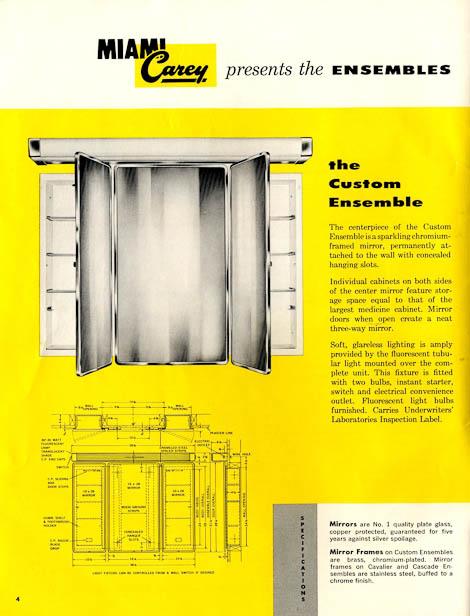 42 Vintage Medicine Cabinets From Miami Carey Circa 1955 Retro Renovation