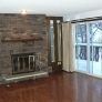 michelles-retro-kitchen-brick-fireplace