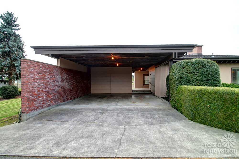 flat roof garage ideas - 1000 images about Carport on Pinterest
