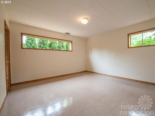 Mid Century Modern Flooring midcentury modern time capsule house in portland, oregon - retro