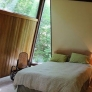wood-paneled-mid-century-bedroom